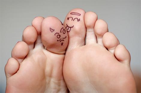 Toe-Art