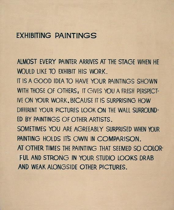 Exhibitingpaintings