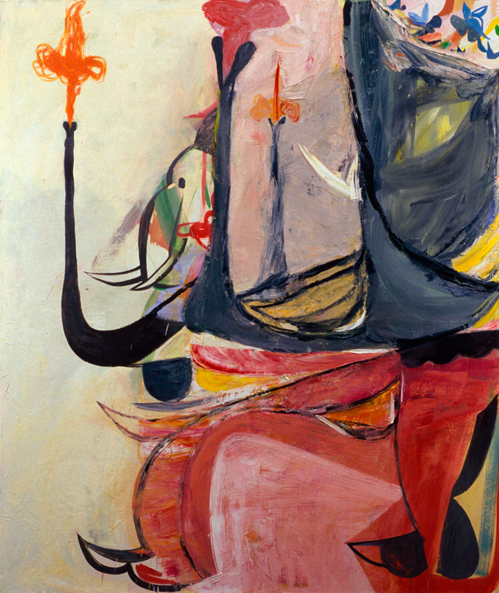 Amy-Sillman-Elephant-2005