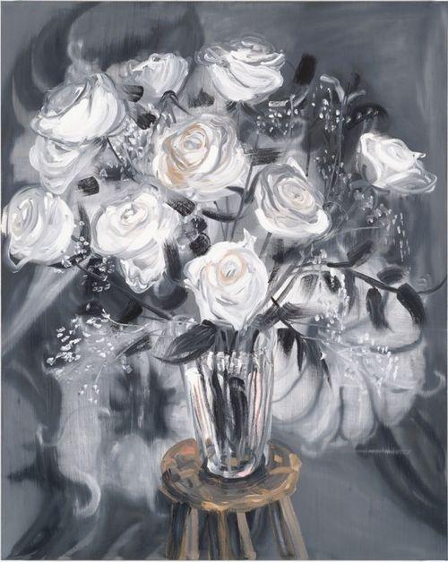 8.-AC-2010-RosesPicabiaBird2-OilOnLinen-60x48in-E-557x700