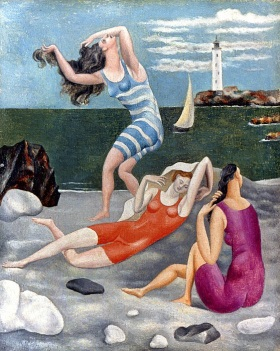 PicassoBathers1918