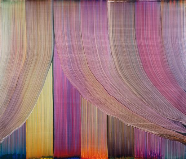 Bernard_Frize_Multicoloured_Brush_Geometrics_4