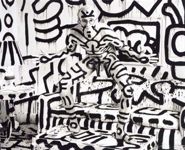Annie_Leibovitz_Keith_Haring_1986